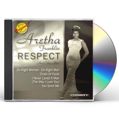 Aretha Franklin   RESPECT & OTHER HITS CD