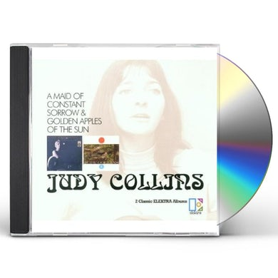 Judy Collins MAID OF CONSTANT SORROW/GOLDEN APPLES OF SUN CD