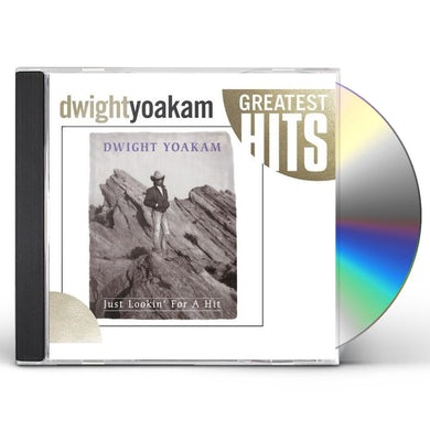 Dwight Yoakam JUST LOOKIN FOR A HIT CD