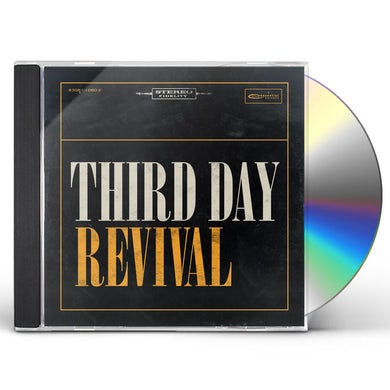 Third Day REVIVAL CD
