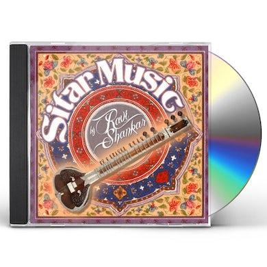 Ravi Shankar SITAR MUSIC FROM INDIA CD