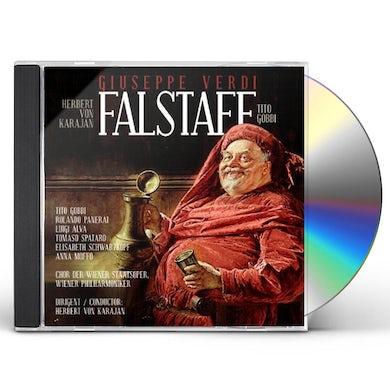 G. Verdi FALSTAFF CD