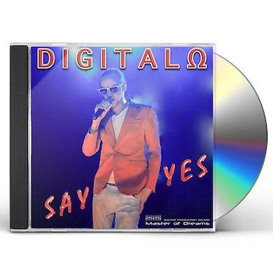 Digitalo SAY YES CD