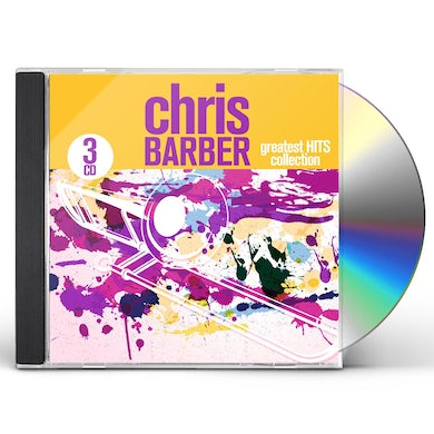 Chris Barber GREATEST HITS COLLECTION CD