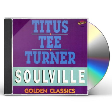 Titus Turner SOULVILLE CD
