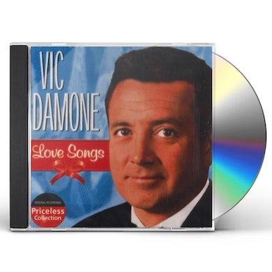 Vic Damone LOVE SONGS CD