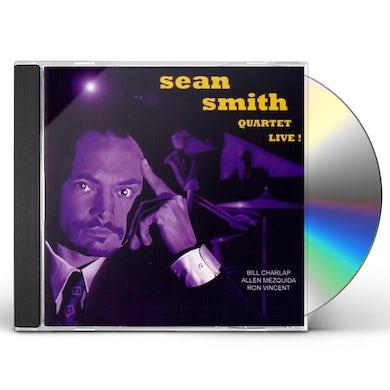 Sean Smith QUARTET LIVE CD