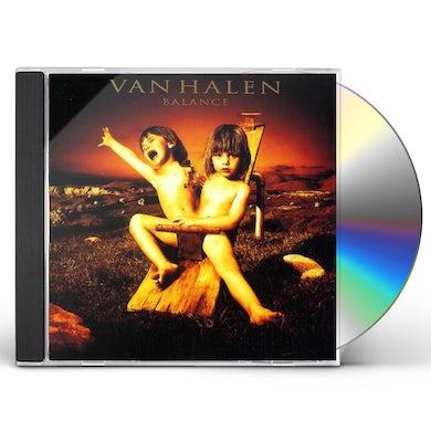 Van Halen BALANCE CD