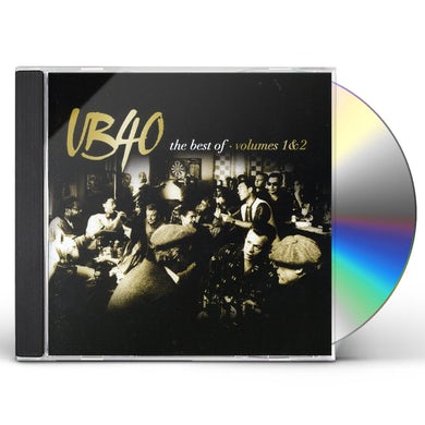 Ub40 BEST OF 1 & 2 CD