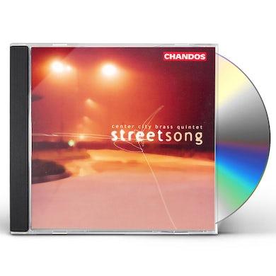 Center City Brass Quintet STREETSONG CD