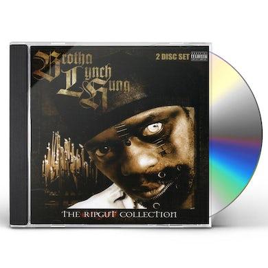 Brotha Lynch Hung RIPGUT COLLECTION CD