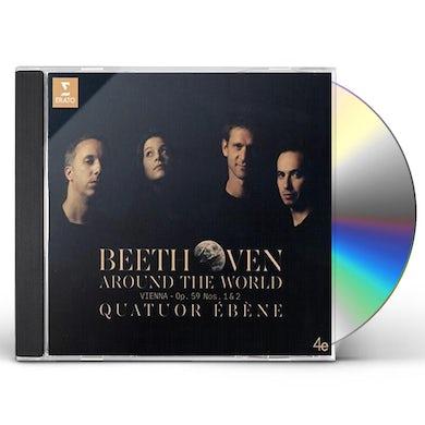 Quatuor Ebene BEETHOVEN QUARTET OP. 59 NO. 1, OP. 59 NO 2 CD