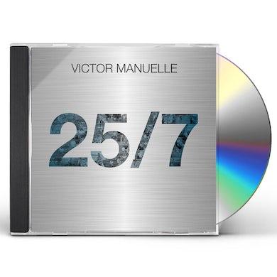 Victor Manuelle 25/7 CD
