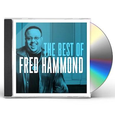 Very Best Of Fred Hammond CD