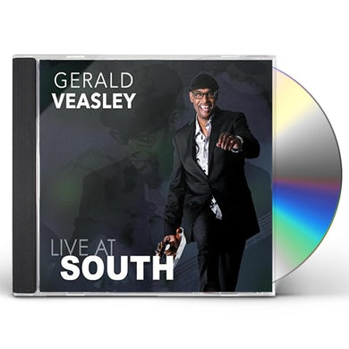 Gerald Veasley LIVE AT SOUTH CD
