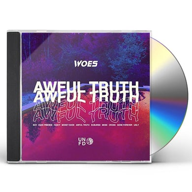 Woes AWFUL TRUTH CD