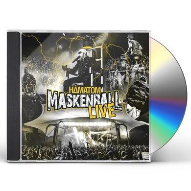 Hamatom MASKENBALL: LIVE CD