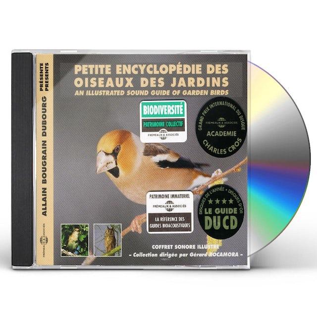 Sounds of Nature SOUND GUIDE OF GARDEN BIRDS CD