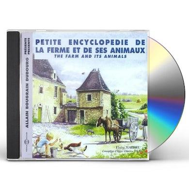 Sounds of Nature SOUND ENCYCLOPEDIA FARM & ANIMALS CD