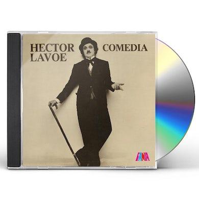 Hector Lavoe COMEDIA CD