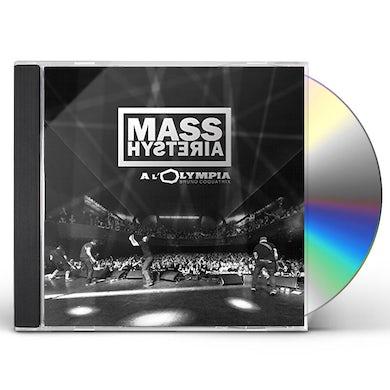 Mass Hysteria L'OLYMPIA CD