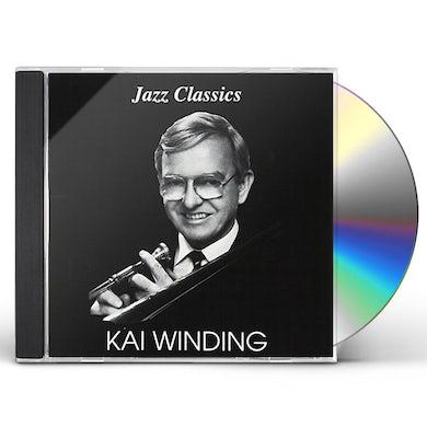 Kai Winding JAZZ CLASSICS CD