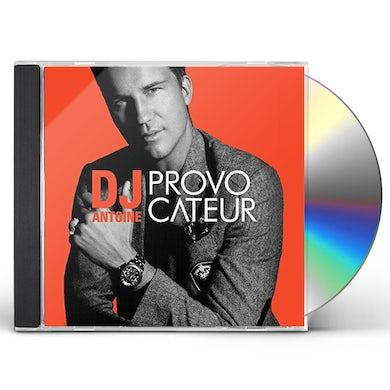 DJ Antoine PROVOCATEUR: DELUXE EDITION CD