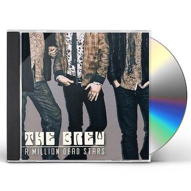 Brew MILLION DEAD STARS CD