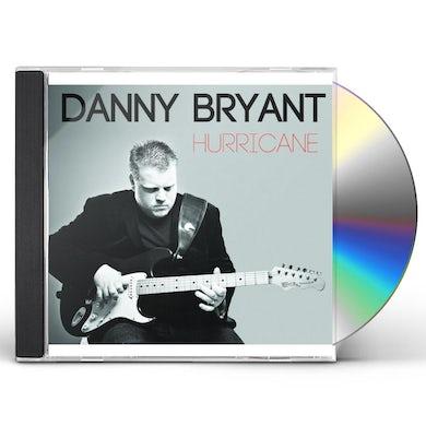 Danny Bryant HURRICANE CD
