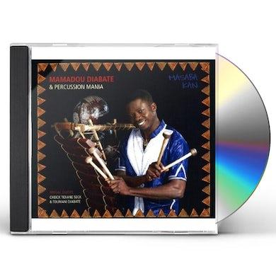 MASABA KAN CD