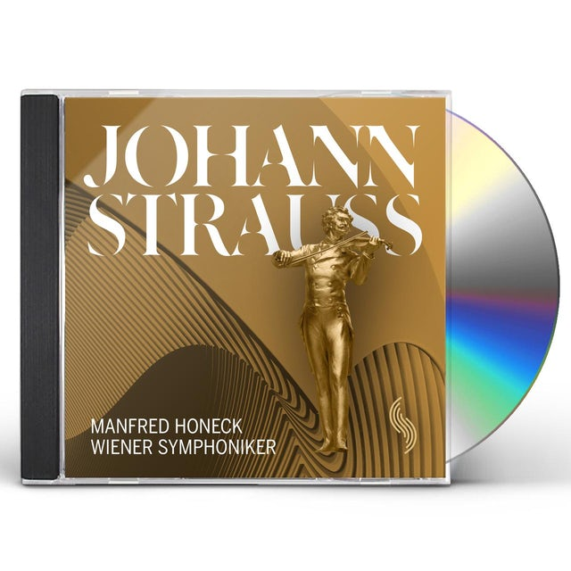 WIENER SYMPHONIKER PLAYS STRAUSS WALZES CD