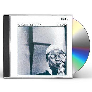Archie Shepp STEAM CD