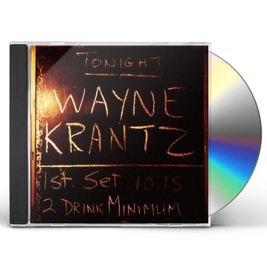 2 DRINK MINIMUM CD