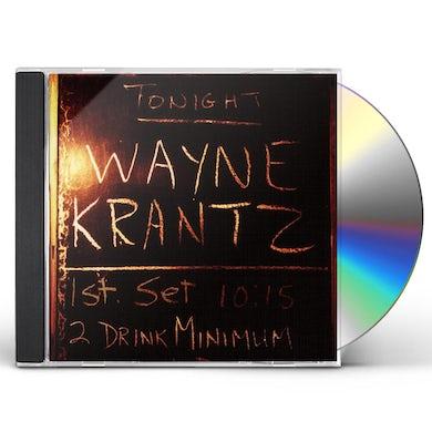 Wayne Krantz 2 DRINK MINIMUM CD