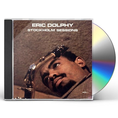 Eric Dolphy STOCKHOLM SESSIONS CD