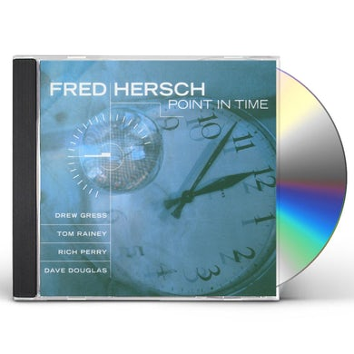 Fred Hersch POINT IN TIME CD