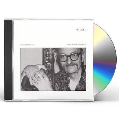 Pepper Adams TWELFTHE & PINGREE CD