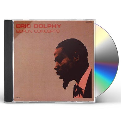 Eric Dolphy BERLIN CONCERT CD