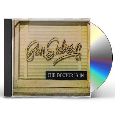 Ben Sidran DOCTOR IS IN CD