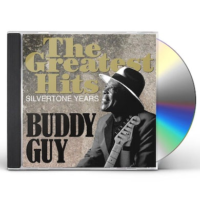 Buddy Guy BEST: SILVERTONE YEARS CD