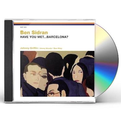 Ben Sidran HAVE YOU MET BARCELONA CD