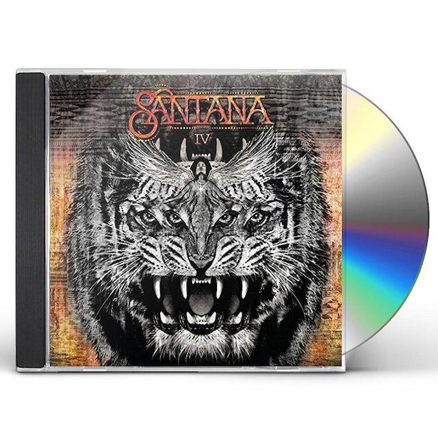 Santana 4 CD