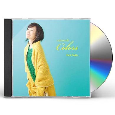 Emi Fujita CAMOMILE COLORS CD