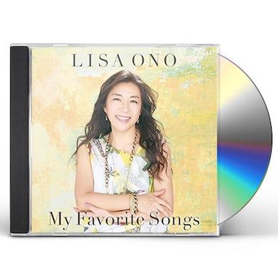 Lisa Ono MY FAVORITE SONGS CD