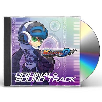 Game Music MIGHTY NO 9 AC / Original Soundtrack CD