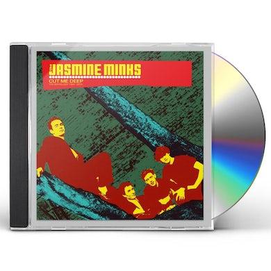 Jasmine Minks CUT ME DEEP-THE ANTHOLOGY 1984-2014 CD