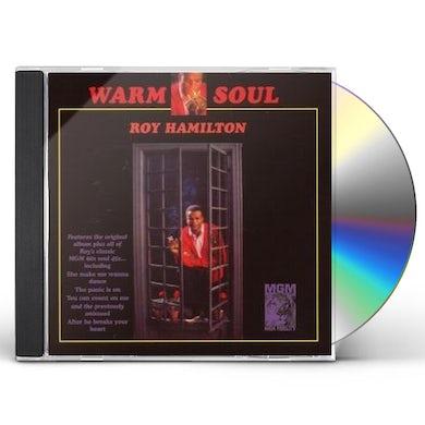 Roy Hamilton WARM SOUL PLUS CD