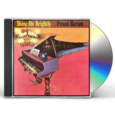 Procol Harum SHINE ON BRIGHTLY CD