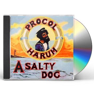 Procol Harum SALTY DOG CD