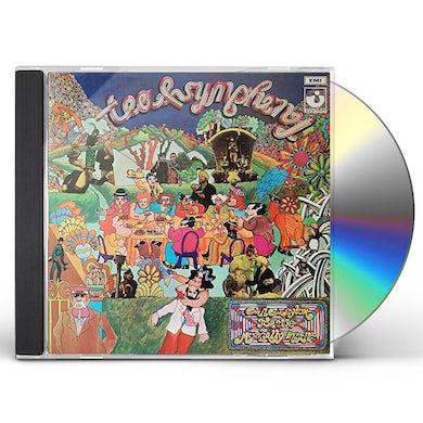 Tea & Symphony ASYLUM FOR THE MUSICALLY INSANE CD